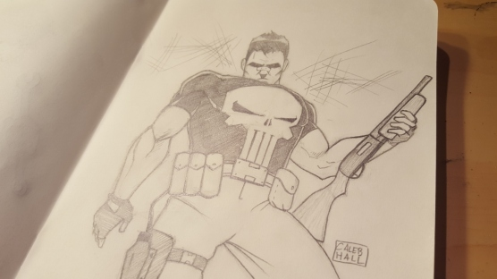 Punisher_calebhallart