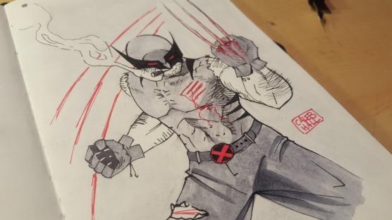 Wolverine_calebhallart